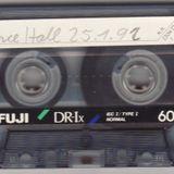 DT64 Dance Hall vom 25-01-1992