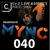 MYNC presents Cr2 Live & Direct Radio Show 040 [23/12/11]