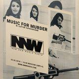Music for Murder w/ Serge Taranovskiy - 22nd February 2018