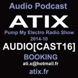Atix Mix Pump My Electro Radio Show 10 2014