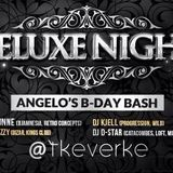 Angelo B-Day bash 24.01.15 @ kevere dj lorre