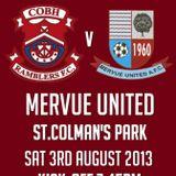 Dave Hill & Martin Deady Interview - Cobh Ramblers vs. Mervue United 03/08/13