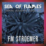 FM STROEMER - Sea Of Flames Essential Housemix August 2019 | www.fmstroemer.de