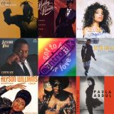 Old School RnB Anthems (1987-1989)