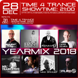 Time4Trance Yearmix 2018 Live in studio B2B