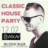 Ratkay- Remember Set @Blokk Bar 2018 Januar
