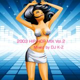 2003 HIP HOP MIX2