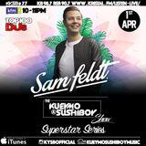 Kueymo & Sushiboy KFM Podcast Ep 77 ft Sam feldt