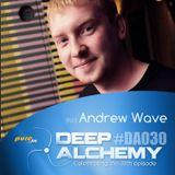 Andrew Wave - Deep Alchemy 030 Marathon on Pure.fm