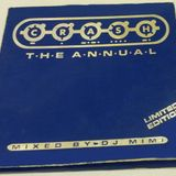 CRASH - The Annual - Non-Stop Mix by Mimi Kesaris (Various Artists) 1998 [durban south africa] 90s