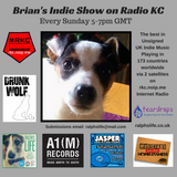 Brian's Indie Show - as played on Radio KC - 11.3.18