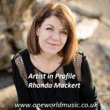 Artist in Profile: Rhonda Mackert
