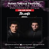 Sub6 - Asian Trance Festival 4th Edition 27th November