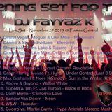 Tydi Opening Set - DJ Fayyaz K