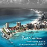 Paul Martinez - Exclusive Minimal & Techno Set - WPYM  93.1 FM - South Florida's Pure Channel @ Miam