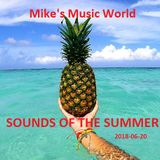 SOUNDS OF THE SUMMER