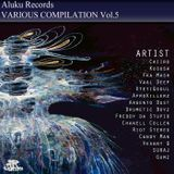 Aluku Records Various Compilation Vol.5 Preview Mix by Aluku Rebels OUT NOW