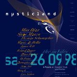 Miss Djax @ Mysticland - Cosmic Club Münster - 29.09.1998