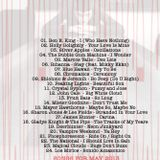 SONGS FOR MAY 2013