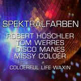 Spektralfarben N°50 5Teil_Rundlauf