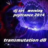 morning psytrance 2014
