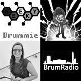 #BrumHour ft @GeekyBrummie's Ryan & Keith Plus Pamela Pinski from @Digbeth (05/04/2016)