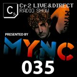 MYNC presents Cr2 Records Radio Show 035 [18/11/11]