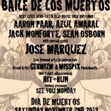 213* HARDWARE STUDIO x SOUL UNION: BAILE DE LOS MUERTOS With Guest JOSE MARQUEZ