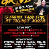 DJ Invasion MC Letrix MC Reload Rave To The Grave 24/03/2018