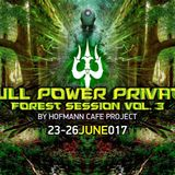 Full Power Private Forest Session vol. 3 -DJ set  TZYGEL'  2017