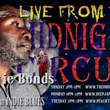 Live from the Midnight Circus 10/26/2015 with Georgie Bonds