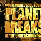 Planet of the Breaks - Cellars Tribute Mix