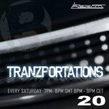 Tranzportations Part 20 - Guest Mix By Locus