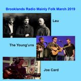 Brooklands Radio Mainly Folk March 2019