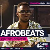 "Afrobeats on Capital XTRA - Sat 27th May 2017: Special Guest: Eugy with his ""Flavourz EP"" takeover!"