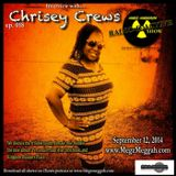 018- An interview with Chrisey Crews