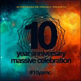 Anna Lee - 10YAMC @ AFTERHOURS FM