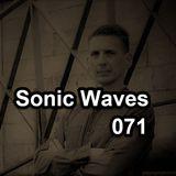 Sonic Waves podcast by Nico Zuaro 071