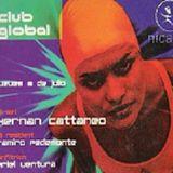 DJ Hernan Cattaneo en vivo @ Club Global , Nicanor (san miguel)  julio de 1999