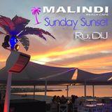 MALINDI SUNDAY SUNSET [ONE]