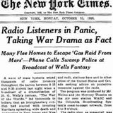 """""""War of the Worlds"""" on WOO 91"""