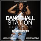 SELECTA KILLA & UMAN - DANCEHALL STATION SHOW #187 - SPECIAL GUEST DJ MR JIM