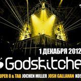 Jochen Miller - Live @ Godskitchen, A2 Arena (Saint Petersburg, Russia) - 01.12.2012
