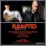 Dave Crane pres. Swept Up Sessions 46 - 14th April 2017 (Scott Diaz Guest Mix)