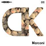 Disko Nites 011 // Marconi
