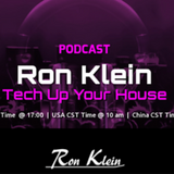 Ron Klein - Tech Up Your House (Live Recorded DJ Set @ VirtualDJ Radio 2017-06-18)