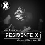 DJ Set Alex Bessofen Residente X