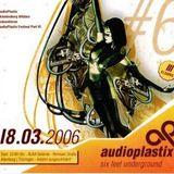 Recall 8 @ Audioplastix VI - ALKA Gelände Altenburg - 18.03.2006
