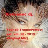 Kosvanec dj. - Tour de TrancePerfect xxt vol.26-2015 (Original Mix)