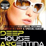 Queen Bee's Deep House Sessions on Chicago House FM w/ special guest: Deep House Argentina